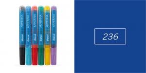 Portselani viltpliiats Darwi Armerina, 1,2mm joon, 6ml, DARK BLUE 236