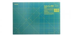 Lõikematt ketaslõikuri kasutajale, Cutting Mat, metric grids, 45cm x 30cm, OLFA (Japan) RM-IC-C
