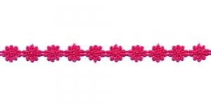 Lillepael laiusega 1,3cm / Värv Tumeroosa 797