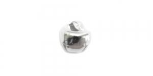 Metallist kuljus, hõbedane, 8mm, YA8