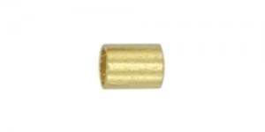 Kullatud pärlipidur,helmes, 2mm, JFCT3G-1Z