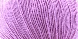 Meriinovillast lõng Merino Royal Fine, Alize, värv nr 198, roosakaslilla