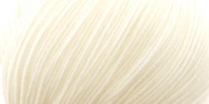 Meriinovillast lõng Merino Royal Fine, Alize, värv nr 62, kreemjasvalge