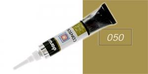 Klaasi kontuurvärv Darwi Glass Contour, kuldne, T7, 22ml, GOLD 050