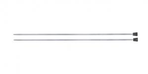 Kevytmetallista neulepuikot, 30 cm, tuottaja: Pony, Nr. 4,0