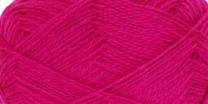 Maavillane lõng; Värv 09 (Fuksiaroosa)