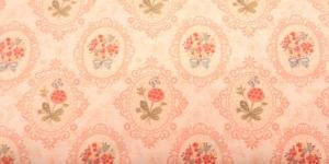 Puuvillainen kangas, 110cm, Art.123.213, 262