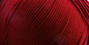 Puuvillane lõng Algarve / Austermann / Классическая пряжа из хлопка / Puuvillalanka / Cotton Yarn, 52, Tumepunane