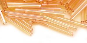 Tumedamad kuldsed, läbipaistvad, AB- kattega, 25 mm, HG93