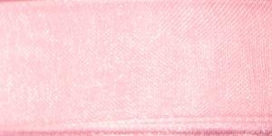 Organzapael laiusega 15 mm, Art. 3358, Värv nr. 540 Heleroosa