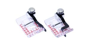 Läbipaistev teppimistald suunajatega (OV) 9 mm õmbluslaiusega Janome ja Elna masinatele, #202089005