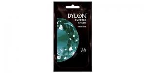 Käsi-riidevärv Dylon Fabric Dye, 50 g, Värv: smaragdroheline, Emerald Green