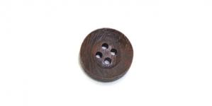 SB62 Tumepruuni tooni puitnööp läbimõõduga 15mm
