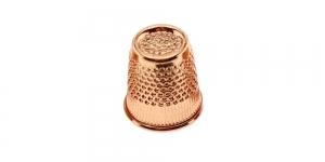 Randiga sõrmkübar, roosa kuld, Hemline 300.RG.DB - Nr.15