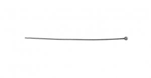 Ehtenõel Mustjas-metallik / 50mm / ED30