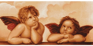 Cross-Stitch Kit Luca-S B319