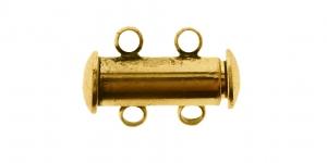 16x6mm Magnetkinnis, kuldne EJ106