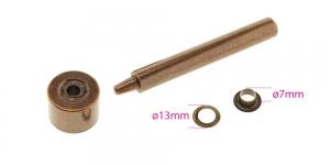 Ööside paigaldamise tööriist öösidele augu sisediameetriga ø7mm, KL0264