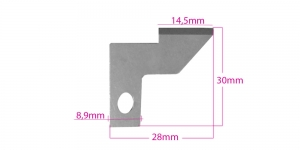 Overlock, serger Lower Knife for Baby Lock #B4471-02A, F20-12