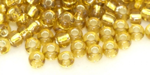 Terahelmed, seemnehelmed, Nr.1 (6,3-6.8mm), Preciosa, värv HG4