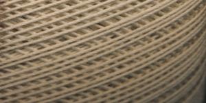 Puuvillane heegelniit Maxi; Värv 6375 (Tumebeež) / Madame Tricote