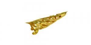 Ehtekübar Kuldne, Golden Bead Cone, 40 x 8mm, EH47