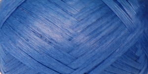 Paelalaadne paberlõng (Raffia) Natural Club 30g / Värv 13 Sinine