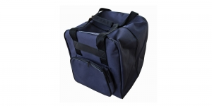 Carry Bag for overlock 30×30×30 cm navy blue, KL0734