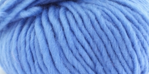 Souflé Twist Wool Yarn; Colour 20 (Light Blue), Austermann