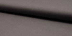 Ühevärviline õrn puuvillane kangas (Popliin), 143cm-148cm, RS0150-256, beežikashall
