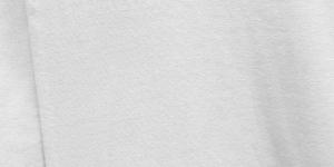 Torukujuline ühevärviline soonikkangas Art.RS0220, Valge 50