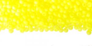 HH73 Tšehhi Preciosa terahelmed, Nr.9 (2,4-2.8mm) Neoonkollased, matid terahelmed