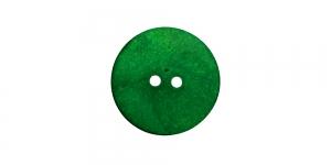 SV236/HD288 23mm Roheline naturaalne teokarbist nööp, kahe auguga