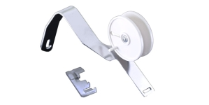 Taping Foot and tape Reel (B) for Overlock Janome 200204208