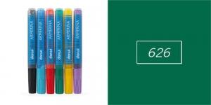 Portselani viltpliiats Darwi Armerina, 1,2mm joon, 6ml, DARK GREEN 626