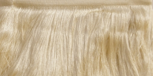 Õrnad narmad pikkusega 25cm Art.4500-10`/55720, värv kreemjasvalge