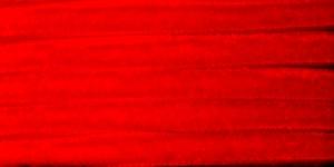 Sametpael laiusega 5mm Art.3350R,Värv Nr.310 Helepunane