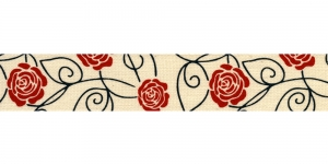 Decorative Ribbon, Color No. 1