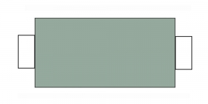 Õmblusniit, 100% PES, 366m, terashall CA6096-CA874