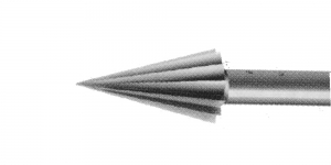 Koonusekujuline puuriotsak, 0,9 mm, TN8 009