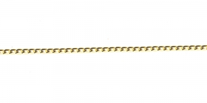 MA21 8x5x2mm Kuldne Alumiiniumkett