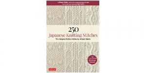 Raamat `250 Japanese Knitting Stitches`