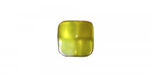 SI24 10 mm Roheline, kandiline kannaga nööp