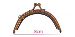 Vedrulukuga 8cm laiune kotiraud, KL0722, antiikvask paatina