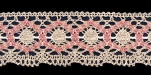 Cotton Crochet Lace 1823-N4, 7 cm