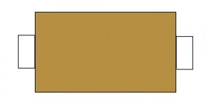 Niit tugevamaks õmblemiseks, 1000 m, Coats SUN, teksa-rohekaskollane 1735
