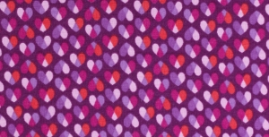 Puuvillane elastaaniga trikookangas kangas Tumelilla, kirju mustriga 3003/125.942