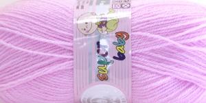 Beebilõng Super Baby; Värv 93 (Hele lillakasroosa), Madame Tricote