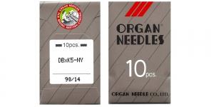 Proffessionaalse tikkimismasina nõel, 10 tk, Organ DBxK5 Nr.90 (Size.14)F1
