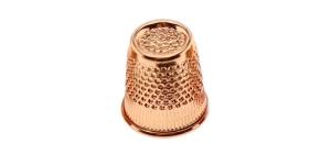 Randiga sõrmkübar, roosa kuld, Hemline 300.RG.DB - Nr.16